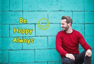 Genius Tricks - How to be Happy always