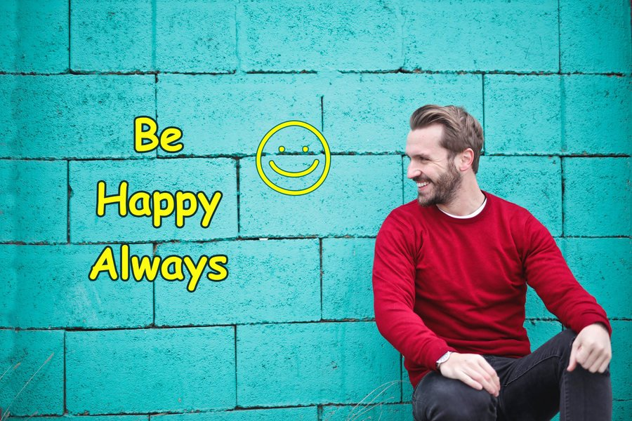 Genius Tricks - How to be Happy always