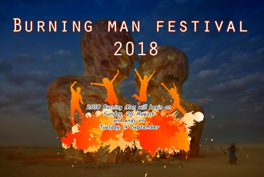 burning man 2018 art theme i robot