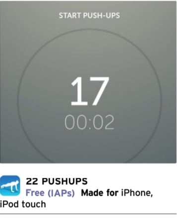 Health App for Apple