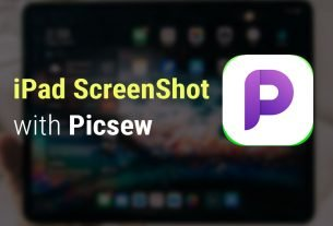 Create Epic iPad Screenshots with Picsew