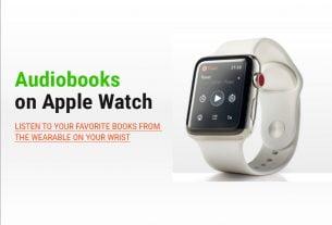 Audiobooks On Apple Watch