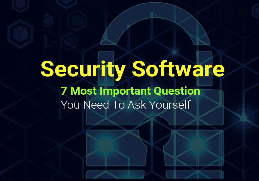 smart security software