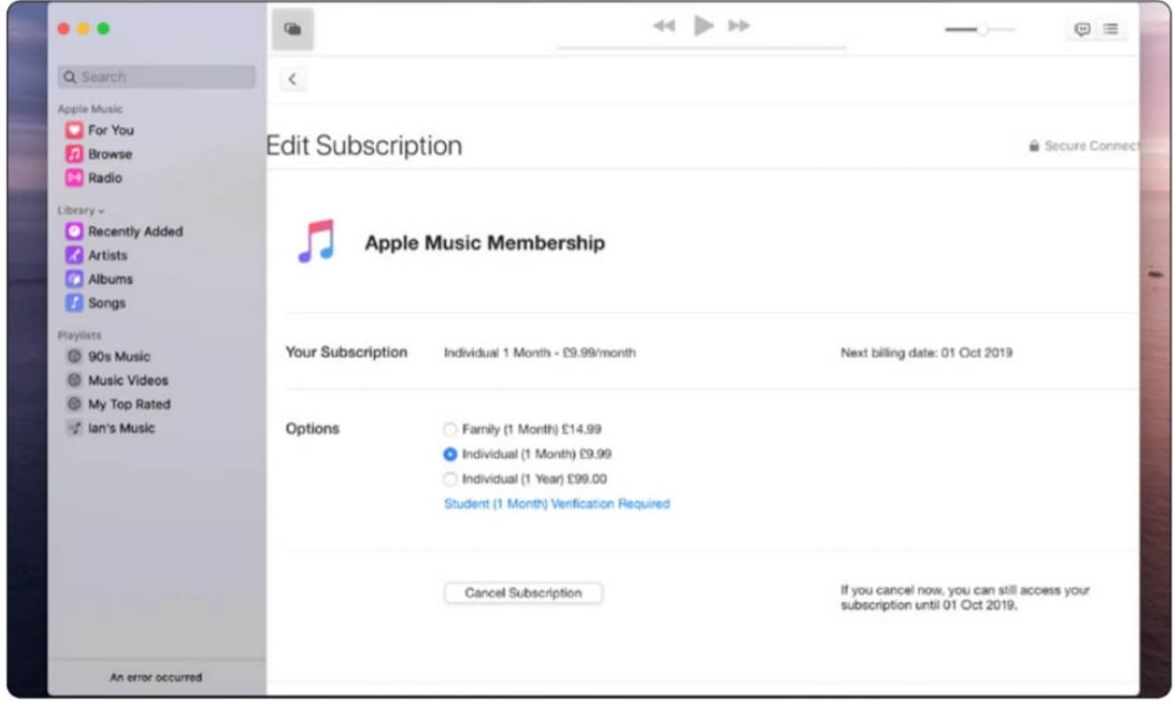 Apple Music on Mac 31
