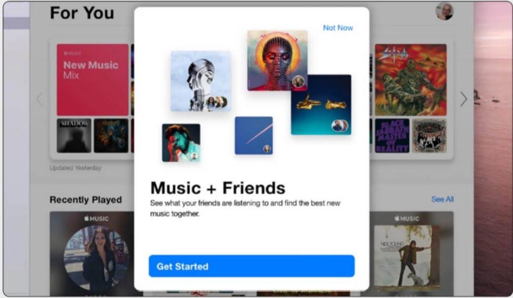 Apple Music on Mac 25