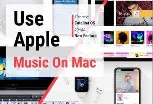Apple Music on Mac