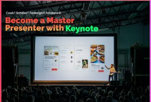 Apple keynote presenter 2020