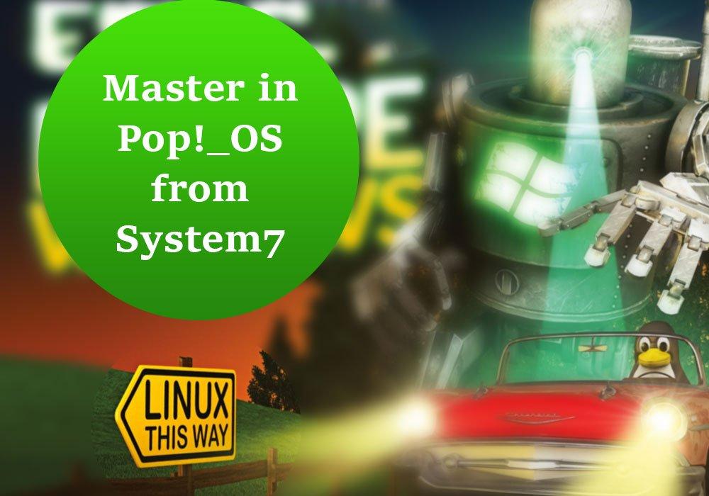 Linux Pop_OS
