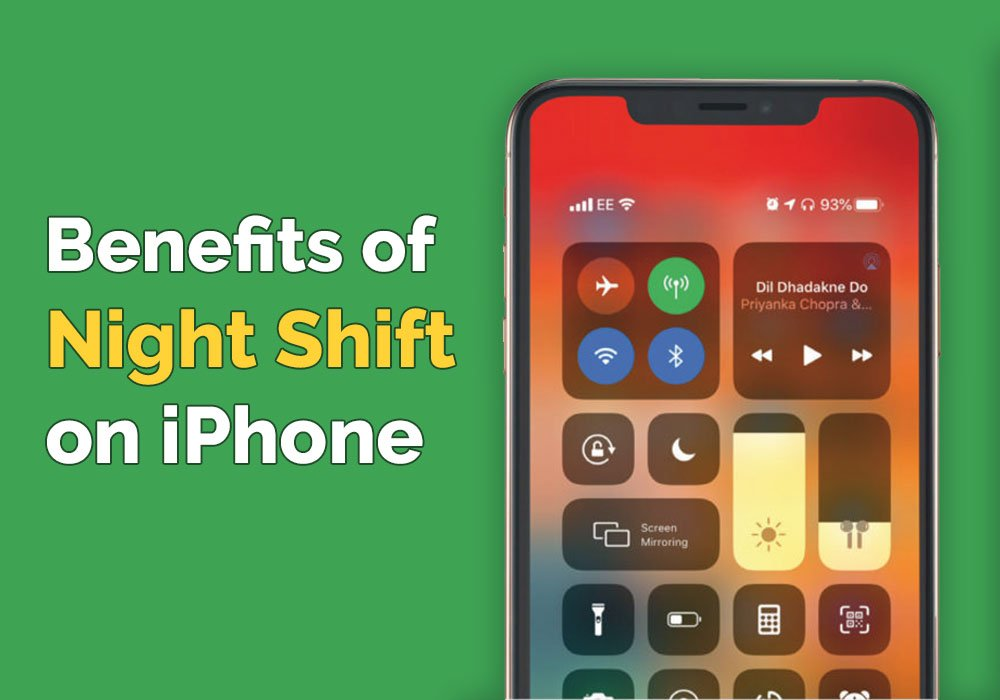 iPhone Night Shift
