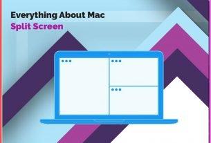 Split Screen on Macbook