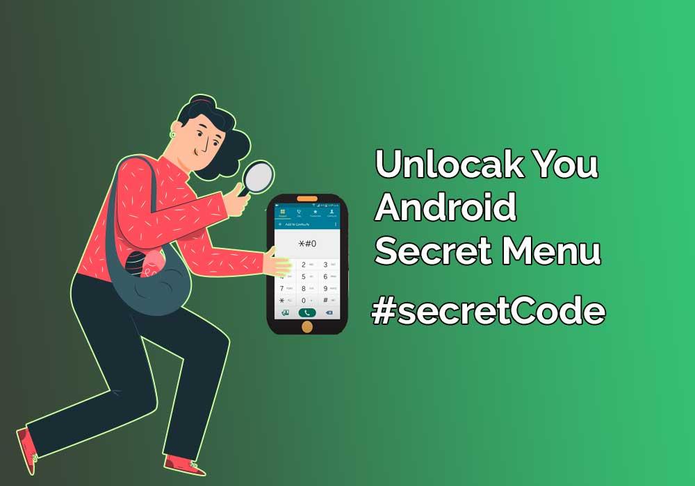 Android Hidden Menus