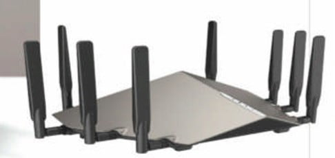 TP-link and DP link wifi 6 routers001