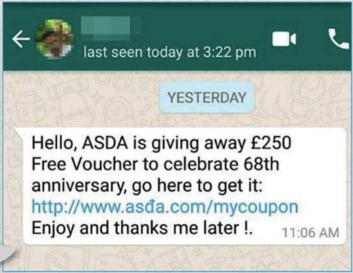 shoping-voucher-whatsapp-scam