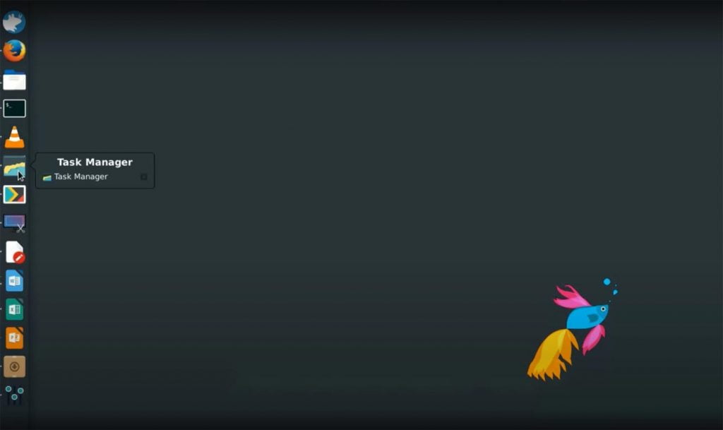 Linux Mint Xfce-latest-applications