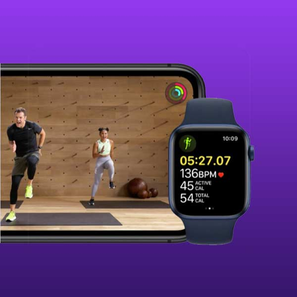 apple watch 6 fitness plus