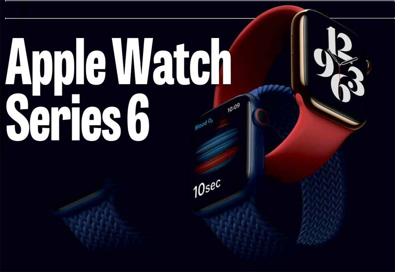 Apple Watch Series 6 Screen Resolution and Design