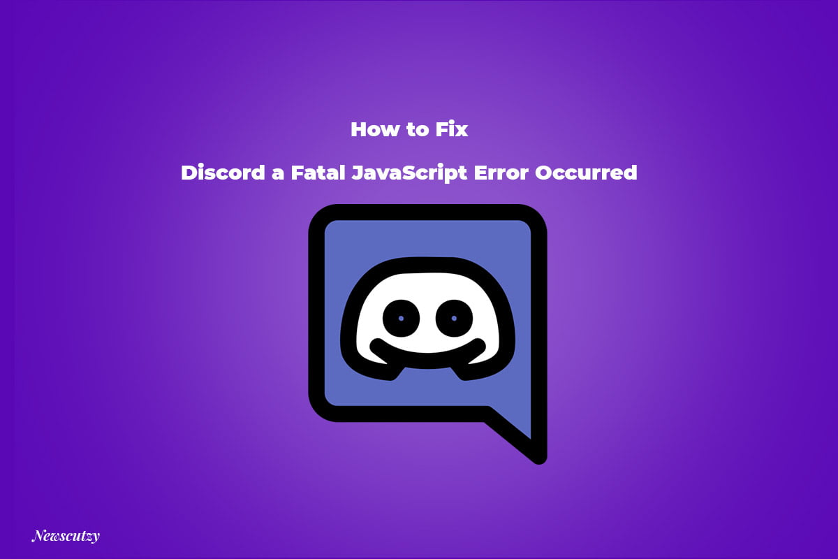 Discord Javascript Error | newscutzy.com