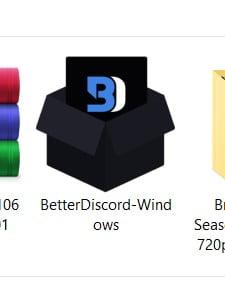 BetterDiscord Setup file