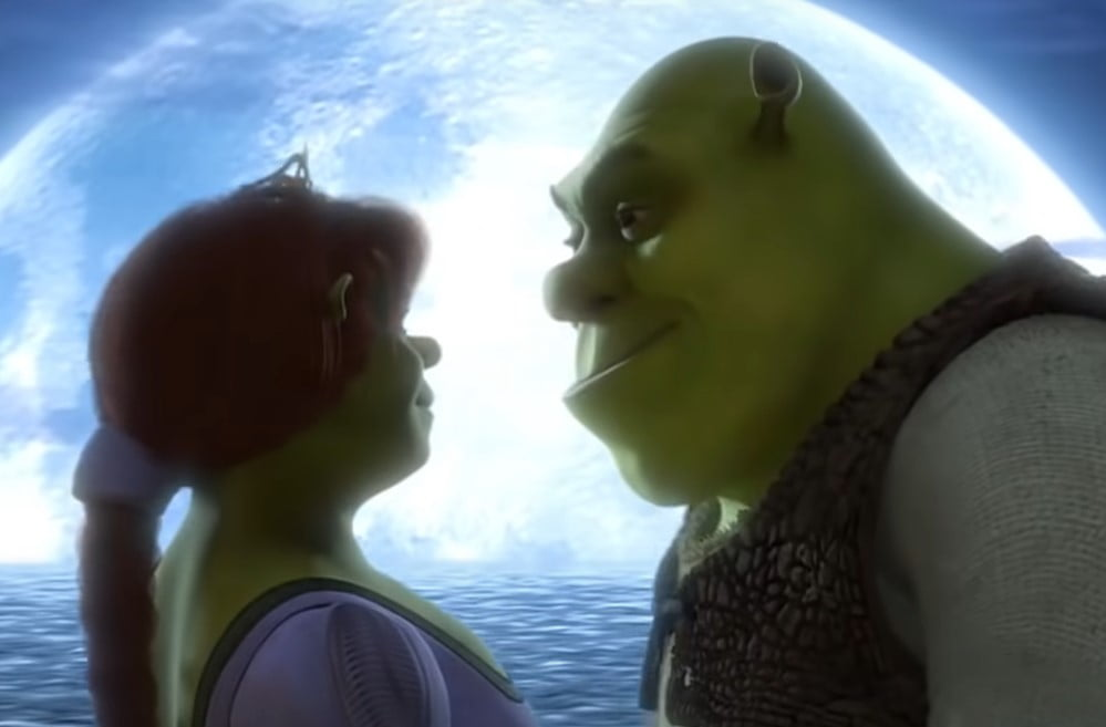 How Tall is Fiona from Shrek
